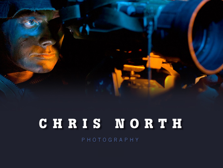 Chris North website