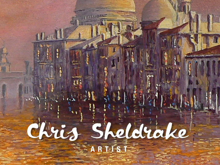 Chris Sheldrake website